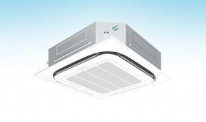 Điều hòa Daikin Inverter FCQ125KAVEA 45000 BTU 2 chiều
