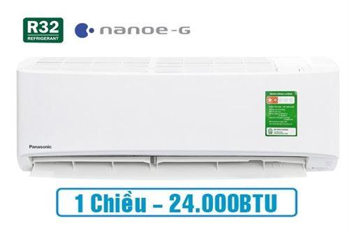 Điều hòa Panasonic tiết kiệm điện 1 chiều model N24WKH-8, công suất 24000BTU