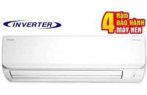 Điều hòa Daikin tiết kiệm điện 2 chiều inverter model FTHF71RVMV, công suất 24000BTU