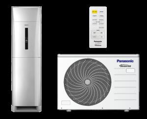 Điều hoà tủ đứng 2 chiều Panasonic CU/CS-E28NFQ 28000BTU