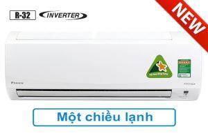 Điều hòa Daikin tiết kiệm điện inverter FTKA60UAVMV, công suất 21000BTU