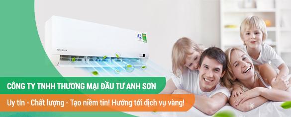 Công ty TNHH thương mại đầu tư Anh Sơn
